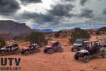 UTVs at the Grand Canyon
