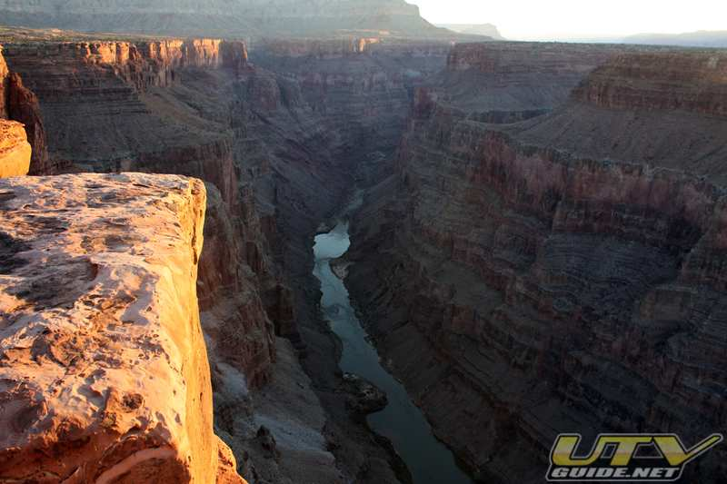 Toroweap Overlook - Grand Canyon National Park