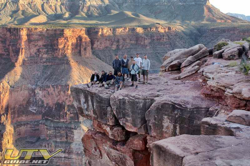 Grand Canyon - Toroweap Overlook