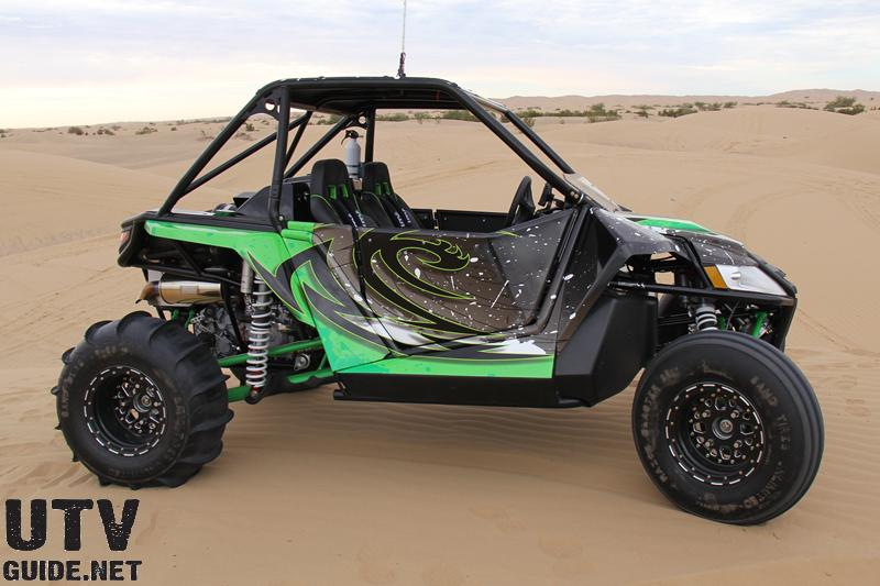 Turbo Z1 Arctic Cat Wildcat