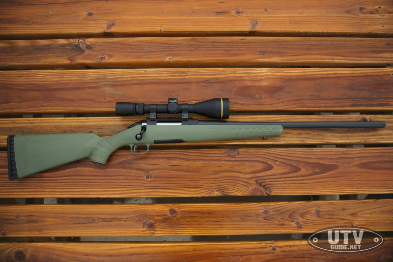 Ruger American Rifle Preditor
