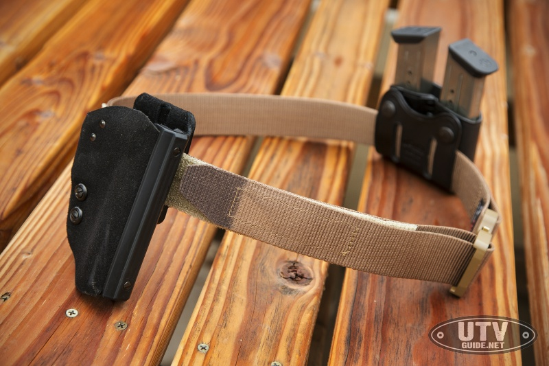 Galco Belt, Holster and Ammo Carrier