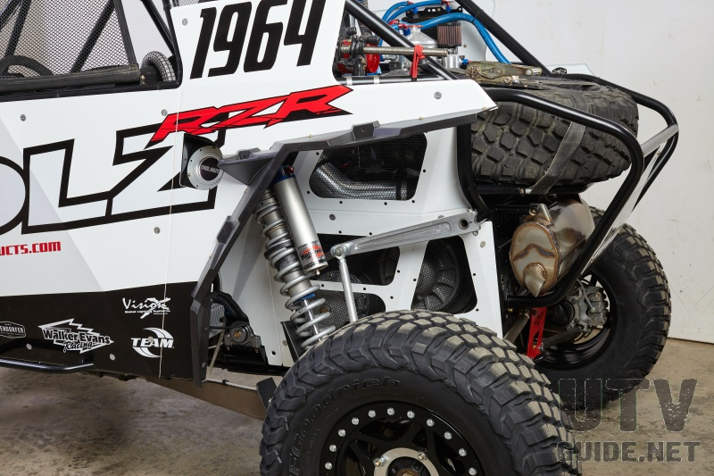Holz Racing Products 1964 Rzr Xp 1000 Utv Guide