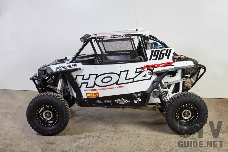 Rzr 1000 Dimensions >> Holz Racing Products 1964 RZR XP 1000 - UTV Guide