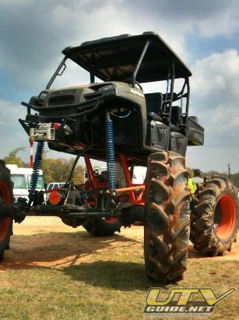 High Performance Tires >> High Lifter's Polaris Ranger Super Crew - UTV Guide
