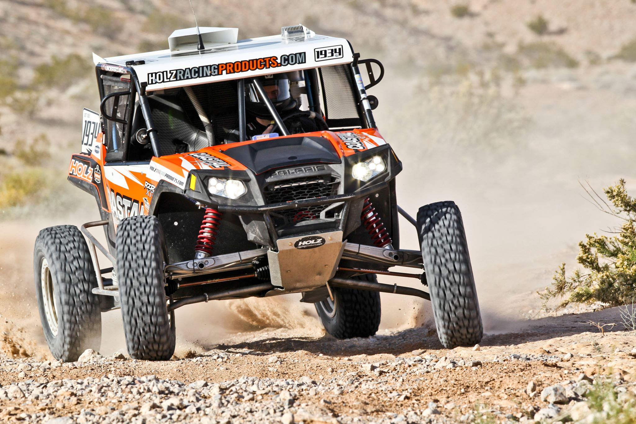 Holz/Coastal Racing Polaris RZR XP 900