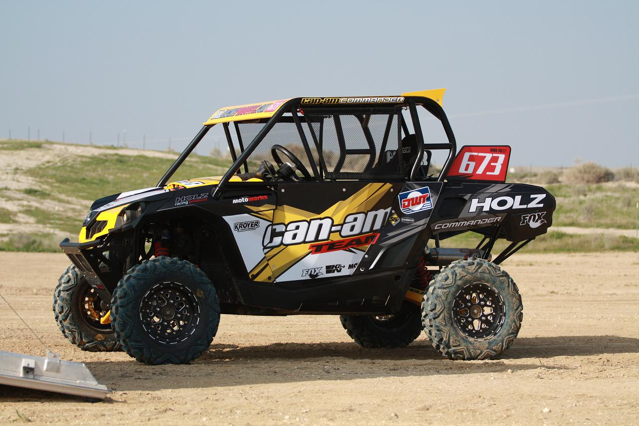 HRP Can-Am Commander 1000 X