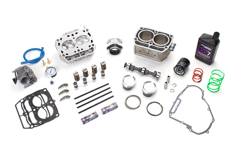 Polaris RZR 800 Holz Stage III Engine Kit Review - UTV Guide