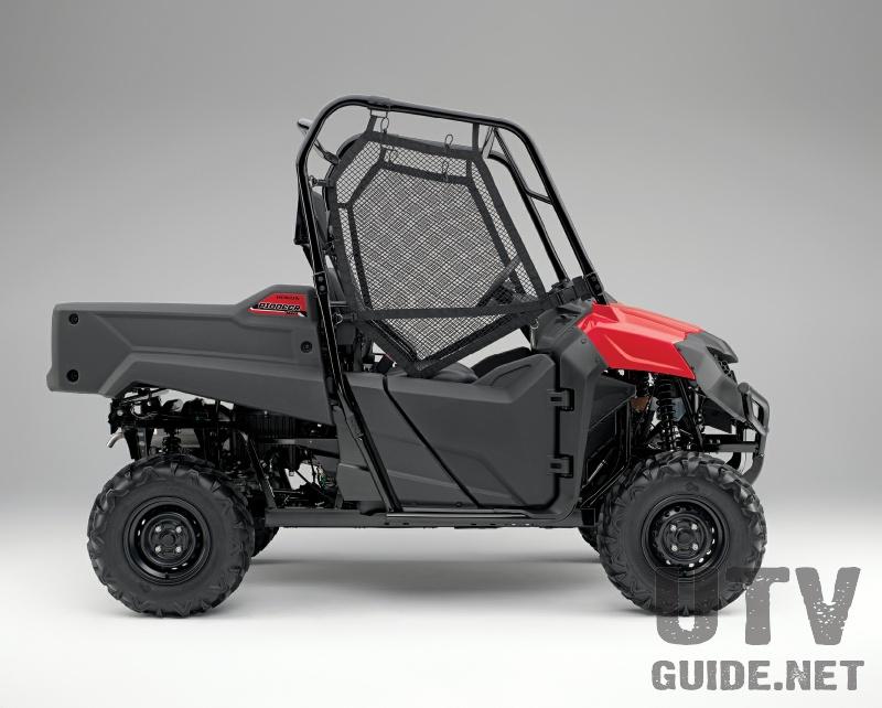 Honda Pioneer 700 - UTV Guide