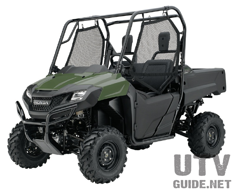 honda utv side by side autos post. Black Bedroom Furniture Sets. Home Design Ideas