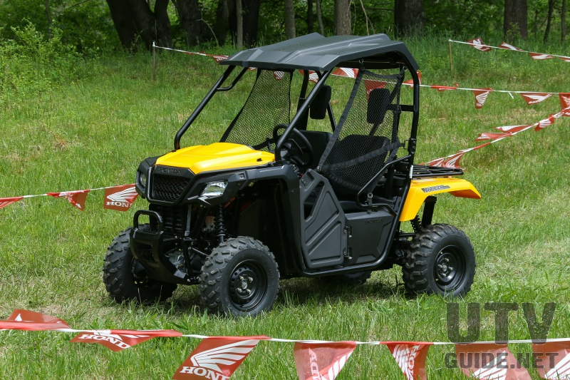 Honda Pioneer 500 Review Utv Guide