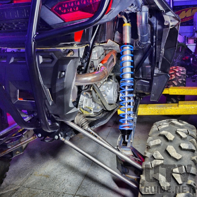 HCR Racing Suspension