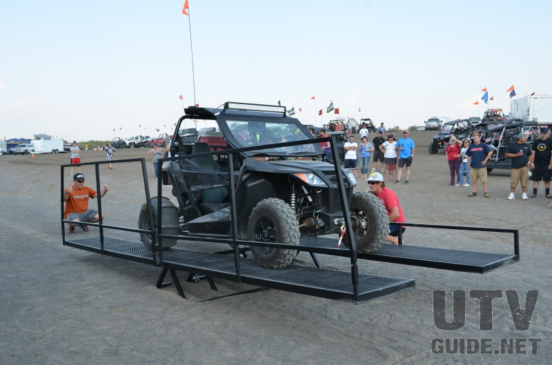 UTV Invasion Teeter Totter
