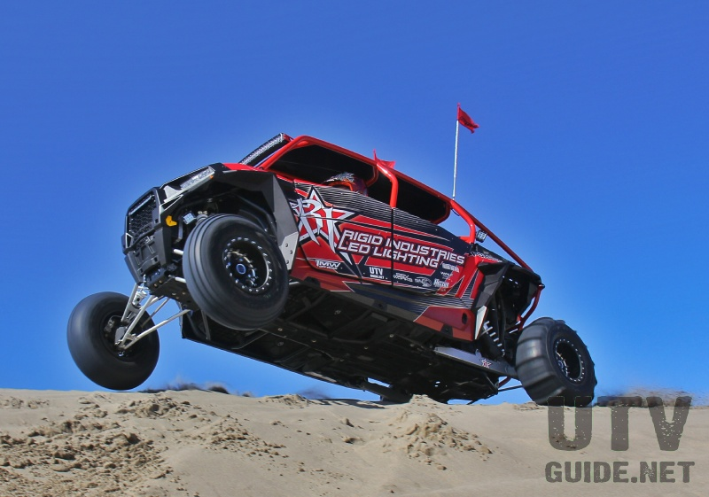 Rigid Industries Polaris RZR XP4 1000