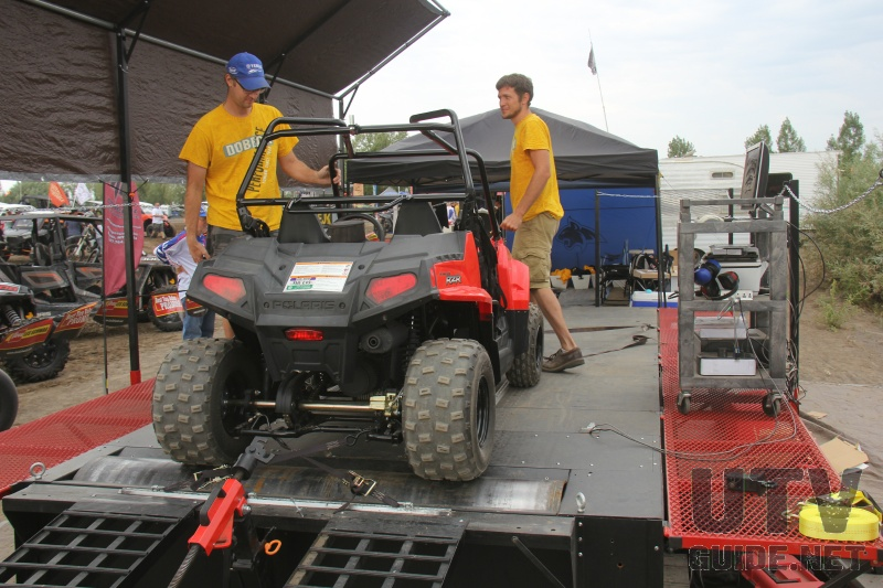 Dobeck Performance Dyno at the UTV Invasion