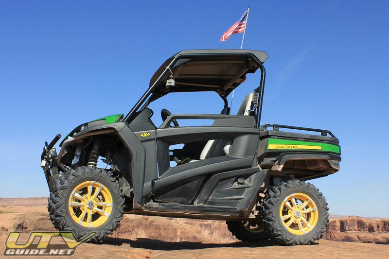 John Deere Gator RSX850i Recreational Utility Vehicle