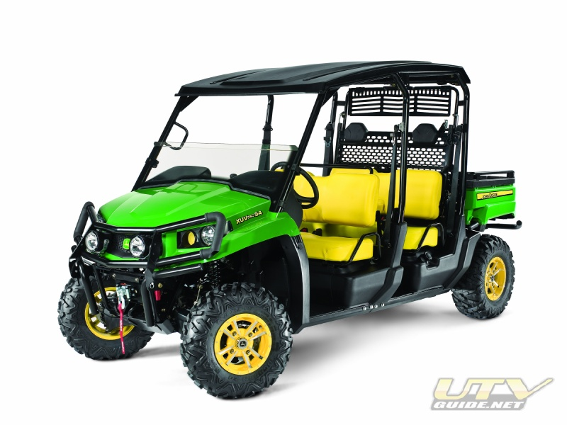JohnDeere GatorXUV550S4 1 john deere gator xuv550 s4 4x4 utv guide  at reclaimingppi.co