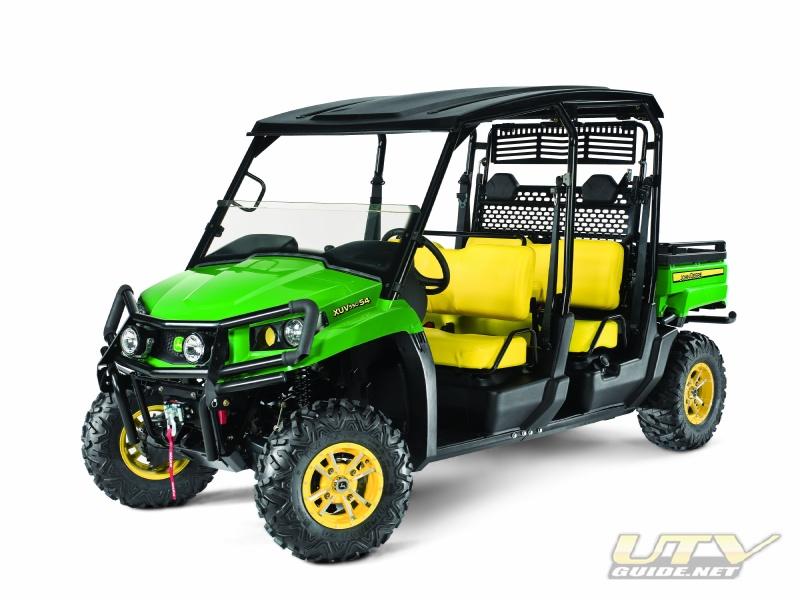 John Deere Side By Side >> John Deere Gator Xuv550 S4 4x4 Utv Guide