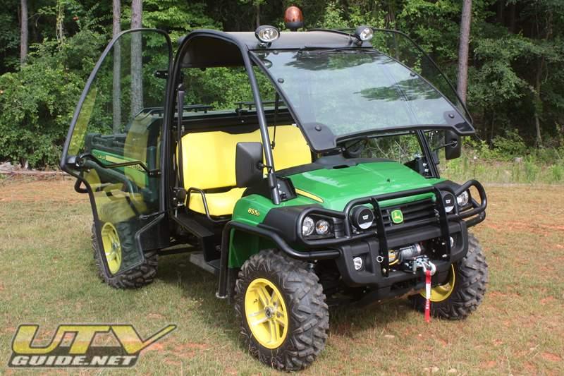 John Deere Utv >> John Deer Gator Xuv 855d 4x4 Diesel Utv Guide