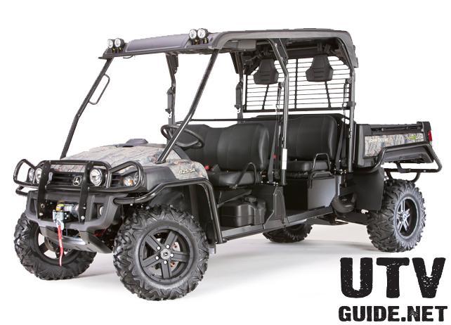 John Deere Gator 825i S4  UTV Guide