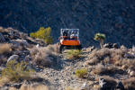 Long Travel Yamaha Rhino at Johnson Valley