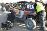 Mitch Guthrie #55 - Polaris RZR XP