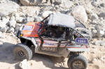 Polaris RZR XP at King of the Hammers UTV Race