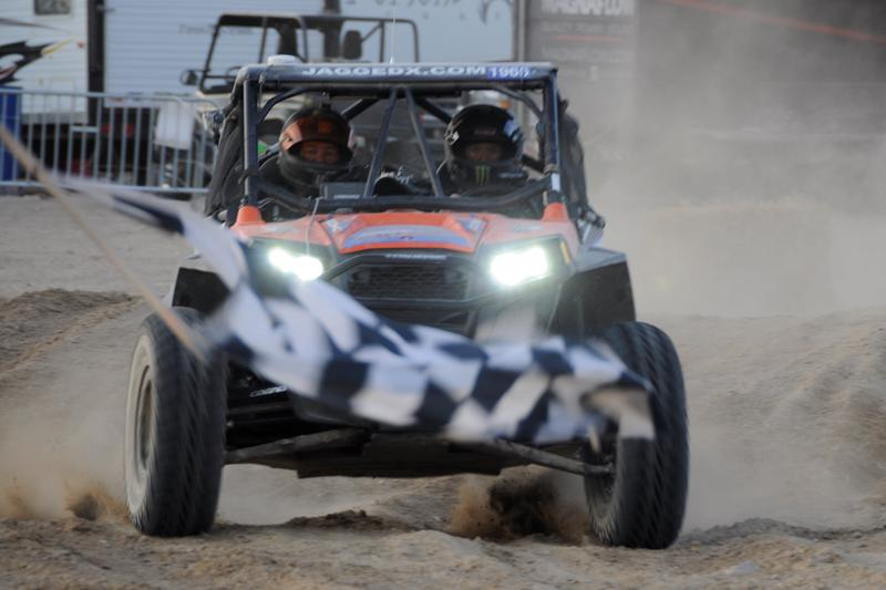 Polaris RZR XP at King of the Hammers