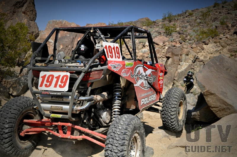 RZR XP 1000 at King of the Hammers