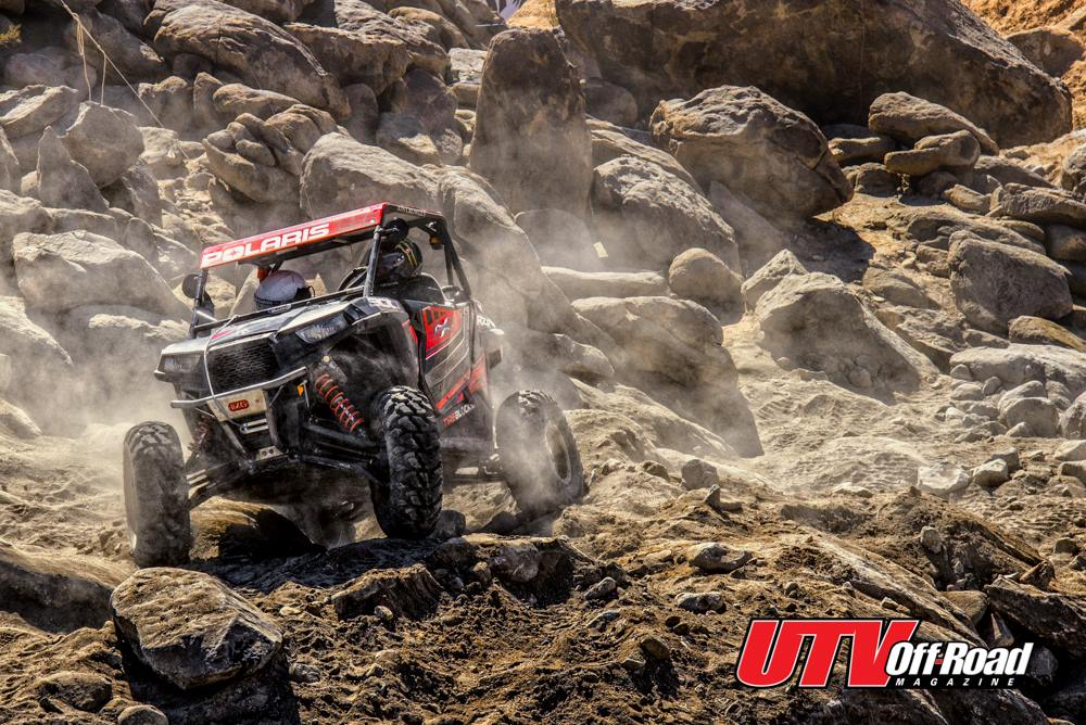 Jackhammer - King of the Hammers