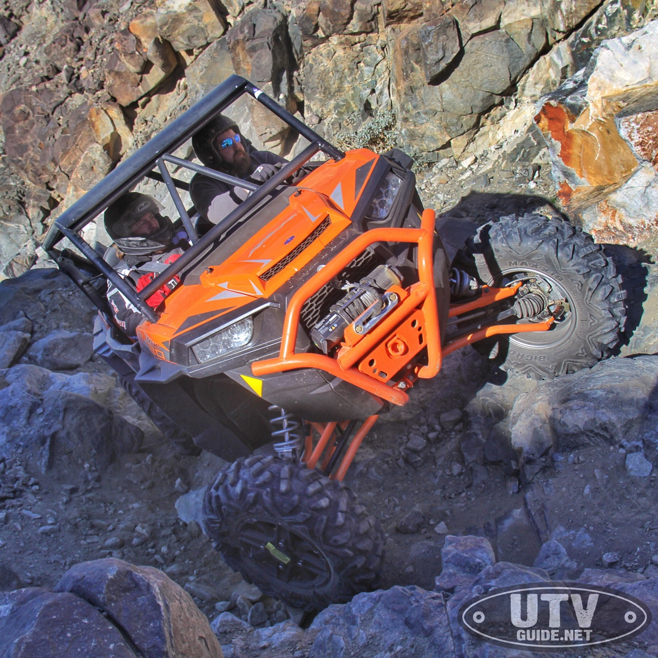 High Lifter Polaris RZR XP Turbo