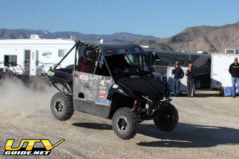 2009 King of the Hammers UTV Race