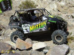 Jon Crowley's Monster Energy Kawasaki Teryx on Elvis - Johnson Valley