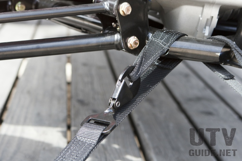 "Speed Strap Heavy Duty 2"" Ratchet Strap Tie Downs"