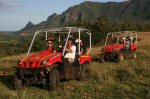 Kauai - Kipu Ranch Adventures with Four Seat Yamaha Rhinos