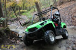 2010 Kawasaki Teryx at Badlands Off-Road Vehicle Park