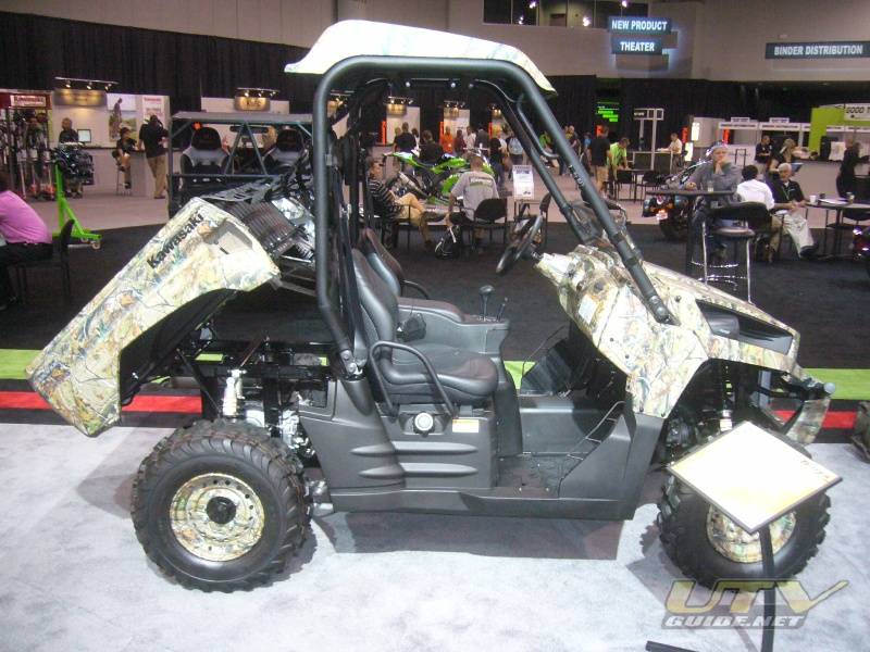 2011 Kawasaki Product Launch and Dealer Show - UTV Guide