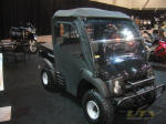 Kawasaki Mule with Accessories