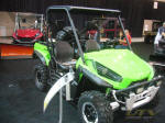 Kawasaki Teryx with Accessories