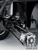 Kawasaki MULE Pro-FXT Front Suspension