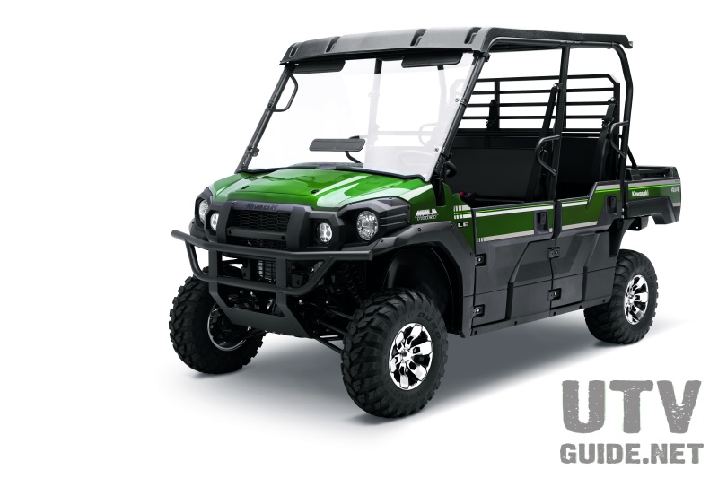 Kawasaki MULE Pro-FXT with Recreation Package