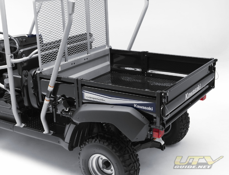 Kawasaki Mule 4010 Trans 4x4 - UTV Guide