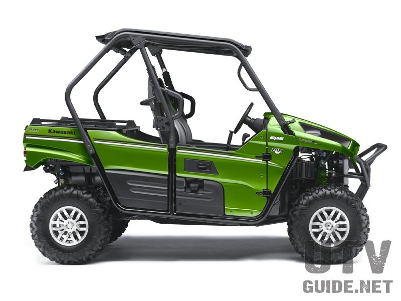 Kawasaki Teryx Performance Upgrades