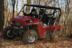 Kawasaki Teryx4 at Brimstone Recreation