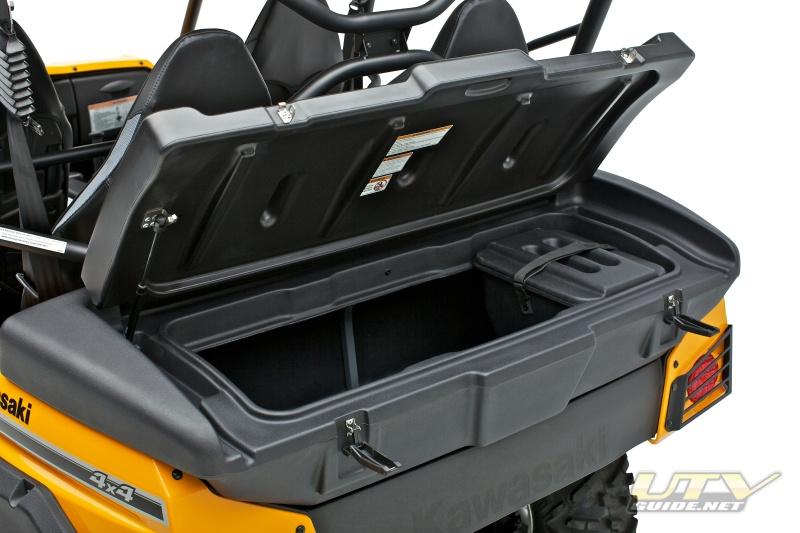 Kawasaki Teryx4 750 4x4