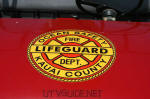Lydgate Beach Lifeguard (Kauai Fire Department) - 2007 Kawasaki Mule 3010
