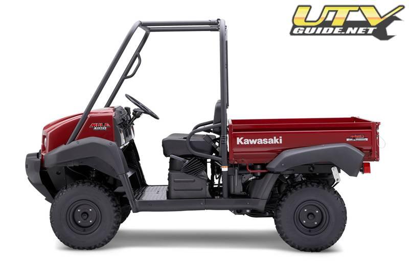Kawasaki Mule 4010 UTV Guide