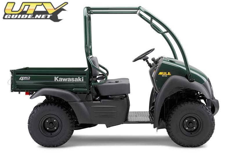 Kawasaki Mule Differential Diagram