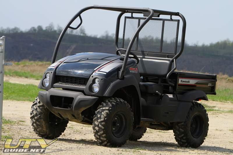 Kawasaki Mule Pro Fxt Reliability