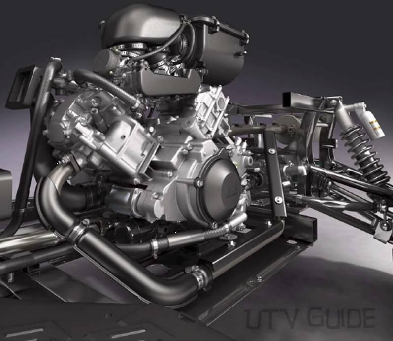 Kawasaki Teryx Engine Diagram - Machine Repair Manual on